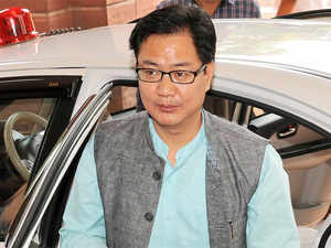 """Security upgradation in the North East region is very significant as the area is attached to the international border,"" Rijiju said."