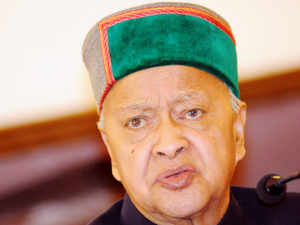 Himachal CM Virbhadra Singh faces fresh trouble, with the ED under union finance ministry registering a case of money laundering against him, his wife and others.
