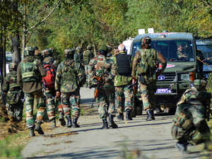 Officials said that the lack of a firing range in Kashmir is hampering training of air force personnel stationed in Kashmir as well.