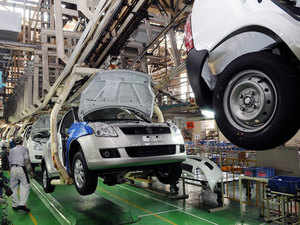 Under the new arrangement be-tween Maruti Suzuki and Suzuki Motor Gujarat (SMG), Suzuki will setting up a manufacturing facility on land leased from the Maruti Suzuki.