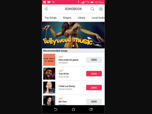 App review: iSing for Android is a great app for Karaoke lovers