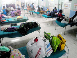 Top health official said that in Chennai, 199 medical camps have been held besides 17 mobile camps with 36,040 persons having been screened so far.
