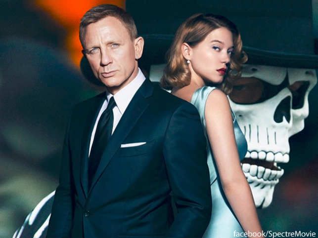 The Indian Censor Board has slashed kissing scenes between James Bond and his girls in the latest spy flick 'Spectre'.