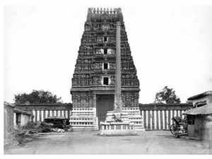 ET explains the story behind the names; Yelahanka rulers built the shrine, according to legend.