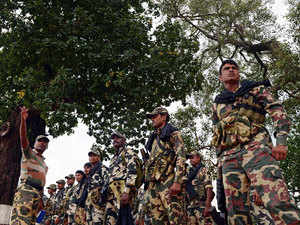 At least two Naxals were today killed by security forces following a major gun-battle in Chhattisgarh's insurgency-hit Sukma district.