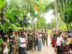 After that 991 members of 220 families of the enclaves expressed their eagerness to come to India.