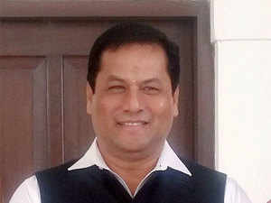 Union sports minister Sarbananda Sonowal is likely to be projected as the chief minister candidate of BJP for assembly election in Assam slated to be held in April 2016.