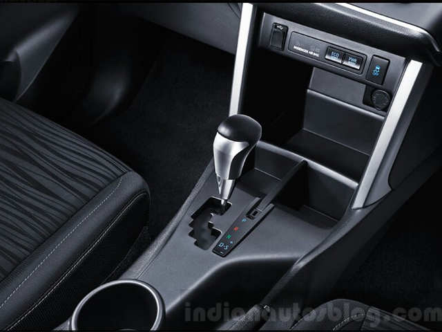 Engine and Gearbox - 2016 Toyota Innova – Features and