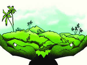 Bengaluru is fast losing its green cover with urbanisation having risen by 125 per cent between 2000 and 2014, researchers at Indian Institute of Science (IISc) claimed.
