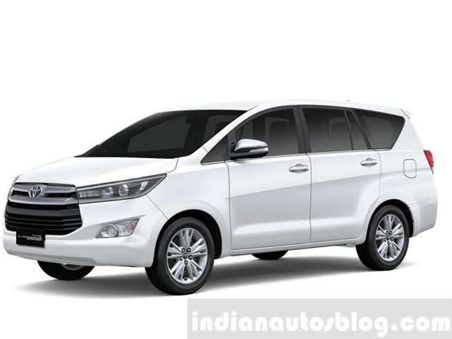 2016 Toyota Innova Sel Prices