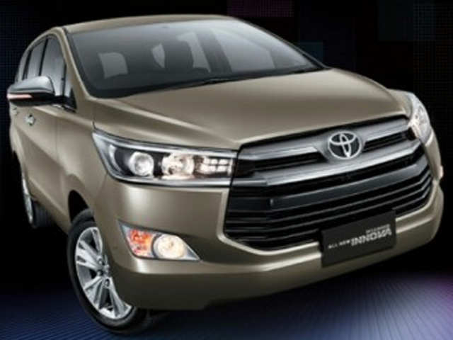 2016 Toyota Innova launched in Indonesia, top-end costs Rs