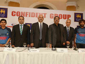 According to a statement, Confident Group, a multinational lifestyle firm, will be the Sri Lanka team sponsor for the upcoming ICC World Twenty20 India 2016.