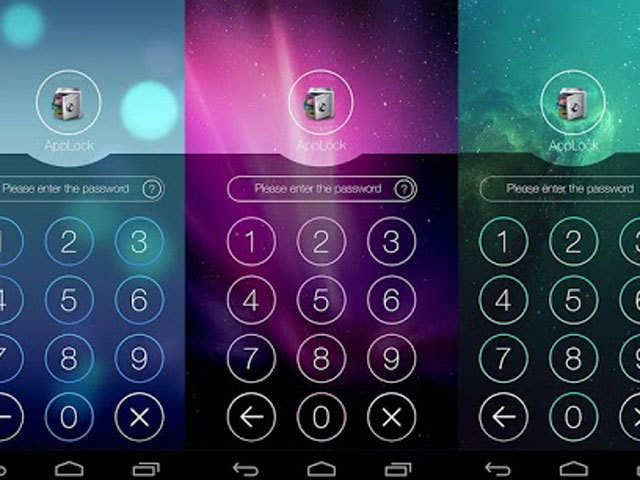 Unlock your phone with your face and voice using AppLock - 21