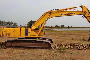 Construction equipment industry to reach $5 billion by 2020