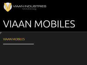Raj Kundra-led Viaan Mobiles aims to garner revenues to the tune of Rs 300 crore this fiscal with the launch of its range of feature and smartphones.