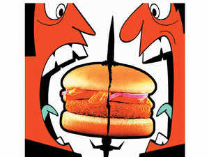 Burger King has been locked in trademark cases in India – from a small pushcart called Mr Singh Burger King to joints in malls with similar names.
