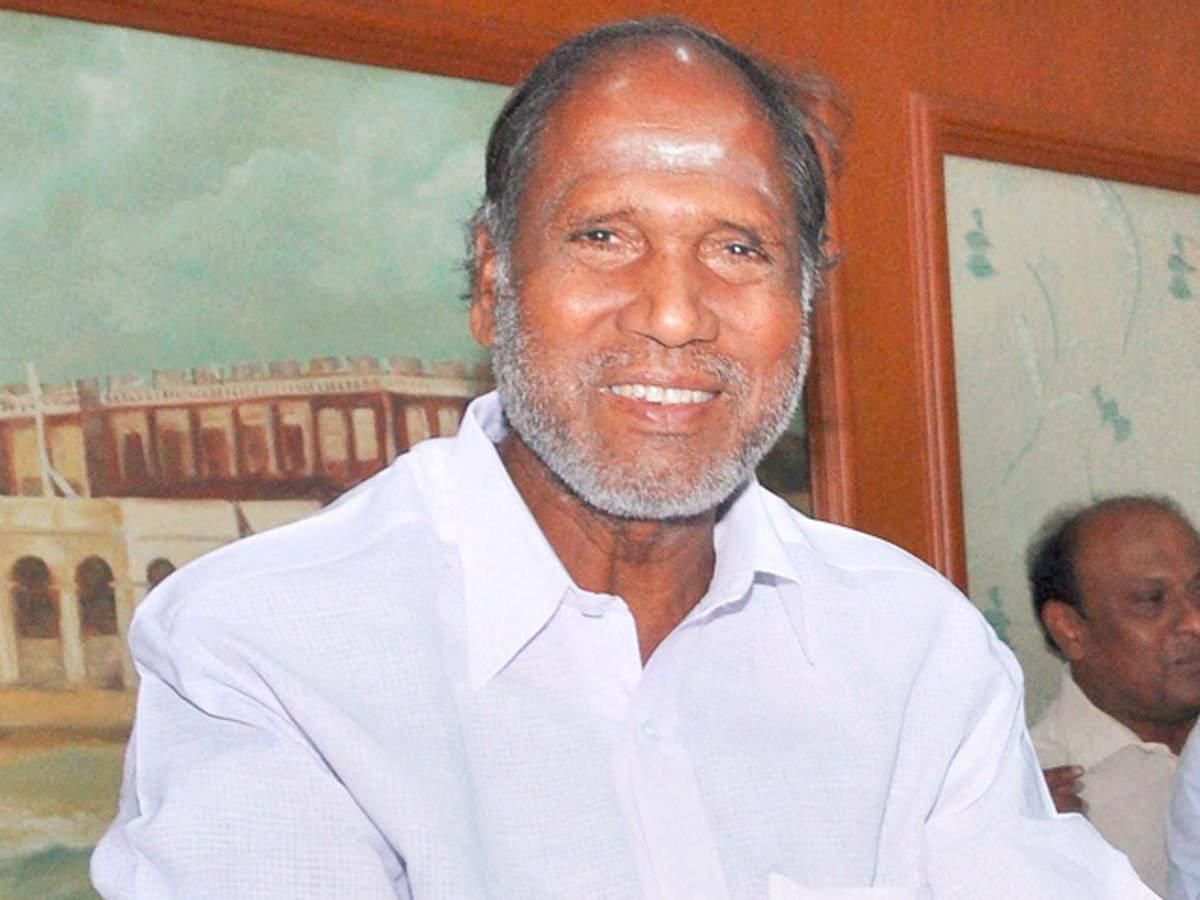 N Rangasamy: Latest News & Videos, Photos about N Rangasamy   The Economic  Times