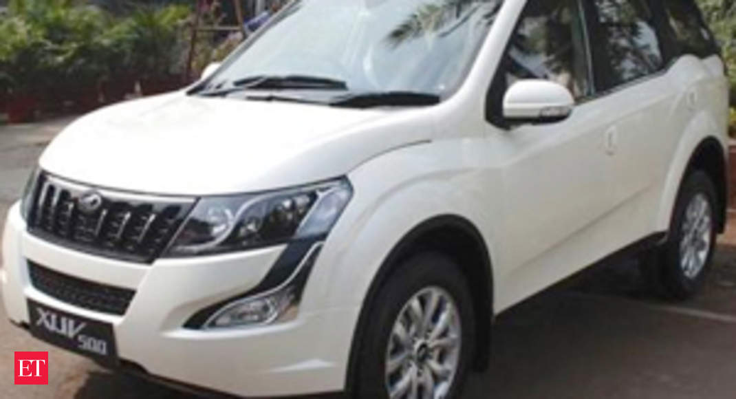 Mahindra Xuv500 Automatic Launched At Rs 15 36 Lakh The Economic