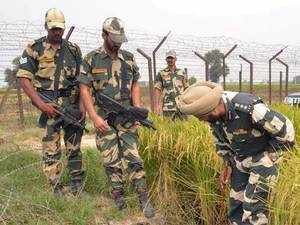 "BSF today said the repeated attacks show that Pakistan wants to project the IB and state of J&K as a ""disturbed"" region."