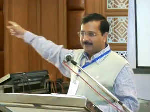 """Chief Minister Arvind Kejriwal described the passage of the Bill as a """"huge victory"""" in the fight against corruption."""