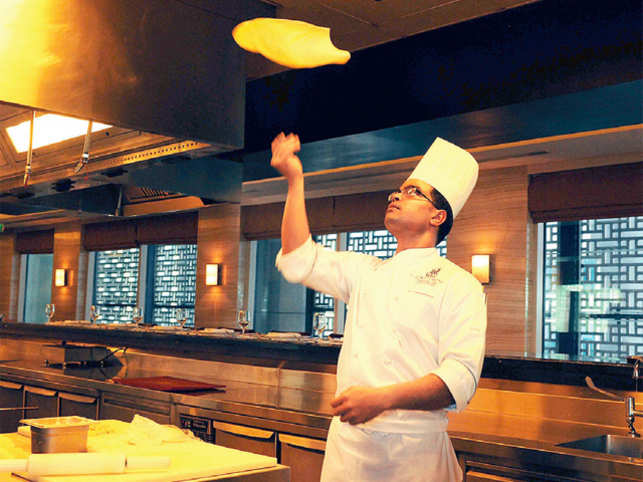 Bengaluru's food and beverage industry is no longer just about palate and plating.