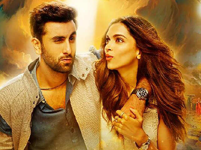 At one point in the film, Padukone tells Kapoor that he is not mediocre or ordinary. This is the underlying theme of the film.(Facebook)