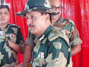 "BSF chief DK Pathak said there have been ""desperate"" and ""daring"" bids from Pak's side by terrorists to infiltrate and such attempts have seen a considerable jump this year."