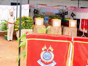 Associations of retired paramilitary forces and those serving them have been seeking martyr status for personnel, who sacrificed their lives for the country.