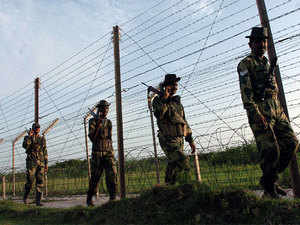 BSF has identified more than 76 'choke points' where a second rung of defence has been created to thwart any infiltration bid.