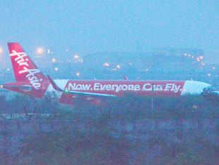 AirAsia India posted a loss of 41.3 million Malaysian Ringitt (Rs 65 crore), compared with 15.7 million Malaysian Ringitt (Rs 24.71 crore) a year earlier.