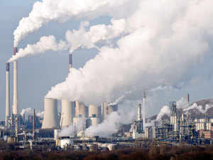 According to a report released by the ministry of statistics and programmer implementation, India emitted 1,146 million tonnes of carbon dioxide in 2008 while the total emissions from the globe were 28,962 million tonnes