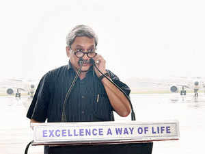 Defence Minister Manohar Parrikar today said he has no plans of retiring soon and that he will go back to Goa only after finishing the task given by PM Narendra Modi.