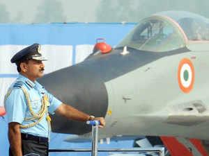 Indian Air Force chief Air Chief Marshal Arup Raha had said that India should not look at China as an adversary anymore.