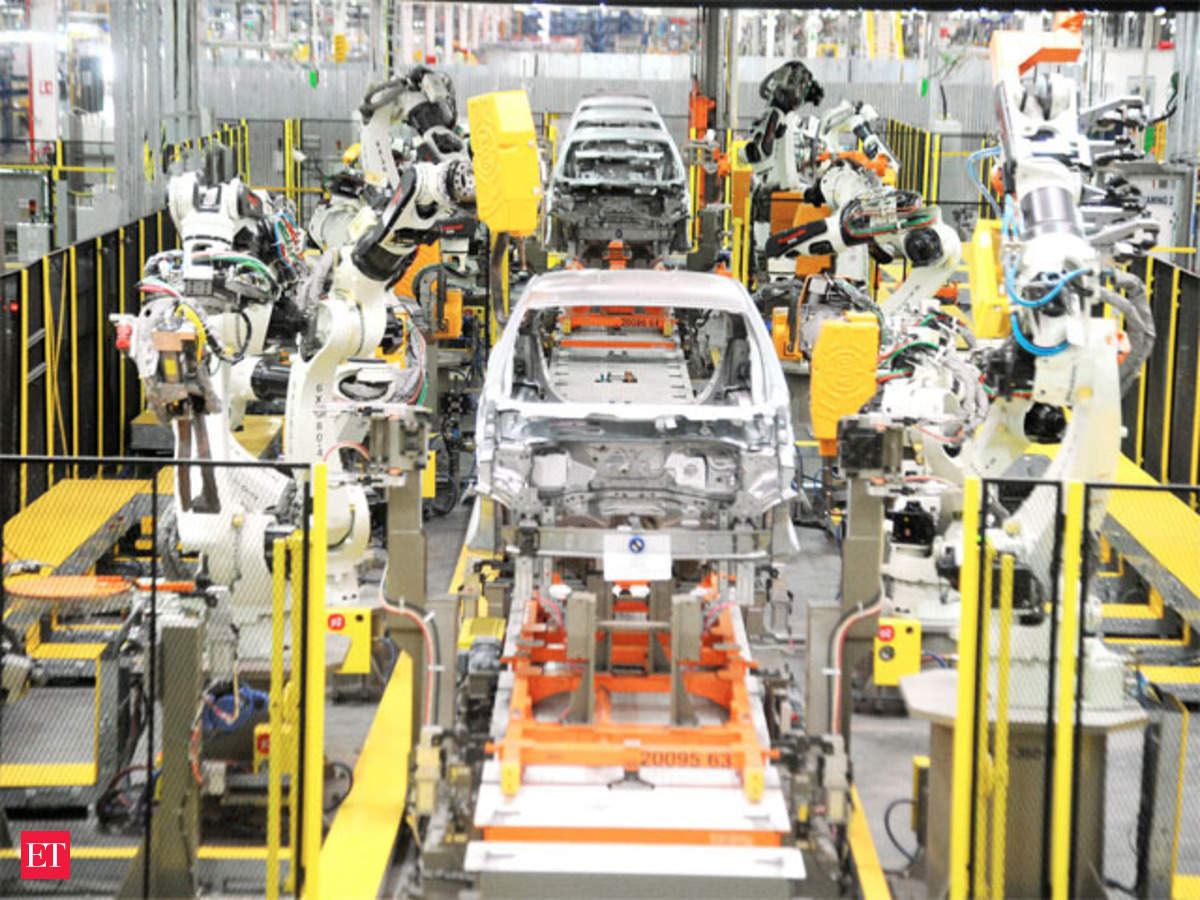 Image result for images of automation replacing workers in factories
