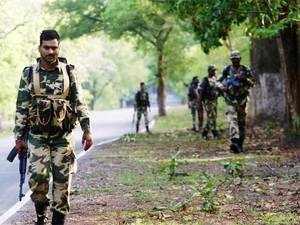 Bastar division comprises seven districts -- Dantewada, Bijapur, Bastar, Narayanpur, Kondagaon, Sukma and Kanker.