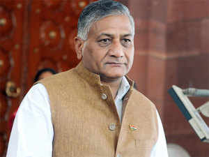 VK Singh has been appointed as a mediator between government and protesting ex-servicemen over OROP, the agitators said today.
