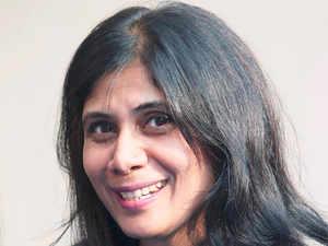 Bangalore Literature Festival director Shinie Antony