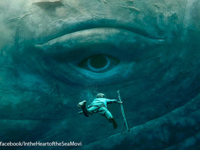 'In the Heart of the Sea' review: Moby Dick works his magic with this power-packed sea adventure