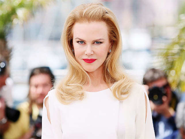 It is a male-dominated world: Nicole Kidman - The Economic Times