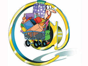 According to a report,  the country's e-commerce sector can even touch USD 250 billion in next ten years as digital network would spread in the rural areas.