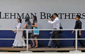 Journey of Lehman Brothers Fact file on AIG Global icons crash Big five lose their I
