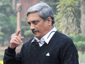 Parrikar, on his maiden visit to the US as the Defence Minister, would be hosted by his American counterpart for an informal dinner at the Pentagon today.