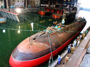 Government auditor CAG slammed the Navy, Defence Ministry and a state-run shipyard for the protracted delay in carrying out refit of submarine INS Sindhukirti.