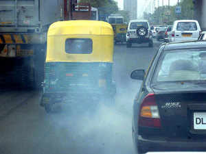 """Automobile industry body SIAM today welcomed government's move to implement BS V emission norms by 2019 but termed as """"unrealistic"""" bringing BS VI in 2021-22."""