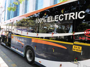 The pilot project of electric buses will be handled by Gujarat Power Corporation Limited in association with Gujarat State Transport Corporation, Rupani said.