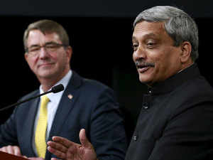 Parrikar briefed Carter about the Make-in-India Initiative, under which several reforms have been taken in the Indian defence sector.