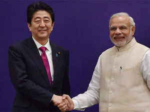 India and Japan today signed two key agreements which will pave the way for sale of Japanese defence equipment to India.