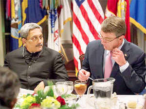 US Ambassador to India Richard Verma, who was present in most of the meetings that Parrikar had with Carter, acknowledged that there would be some movement on this part.