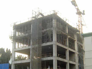 The Bandra property is valued at about  Rs 300 crore on the basis of its commercial development potential of over one lakh sq ft of office space.