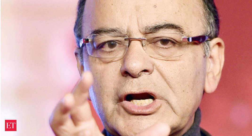 Finance Minister Arun Jaitley fears washout of Parliament ...